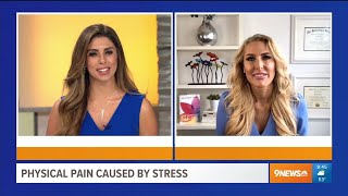 Why Stress Leads to Physical Pain – Heather Hans 9NEWS Denver