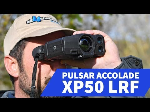 Binocolo termico Pulsar Accolade XP50. Test in poligono
