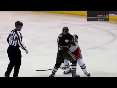 Tyler Lewington vs. Matt Beleskey
