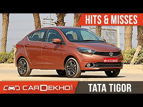 Tata Tigor: Hits & Misses
