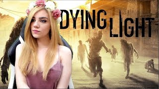 ЖАРИМ ЗОМБИ В DYING LIGHT :3