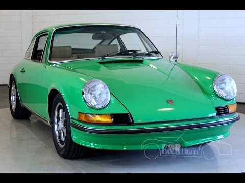 Video of '73 911 - MF8P