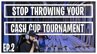 [Morning Coffee Ep 2] How to Not Throw Your Cash Cup Tournament (Bugha, Khanada, Unknown, Nosh)