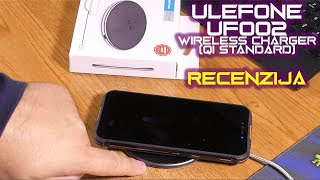Ulefone UF002 Wireless Charger - bežični punjač, mini recenzija (06.10.2018)