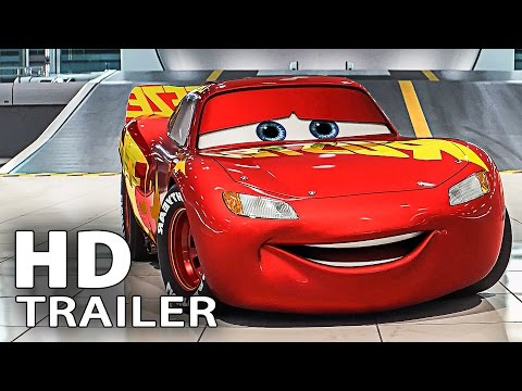 CARS 3 - NEW Trailer 4 (2017)