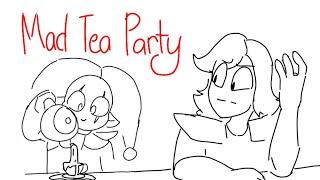 Mad Tea Party   DeltaRune Animatic