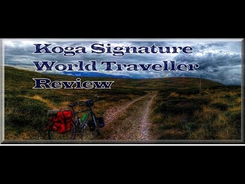 Bicycle Koga Signature World Traveller (Belt Drive Center Track) KS-TR-26  Review
