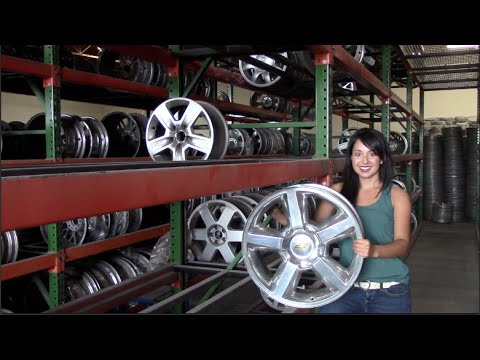 Factory Original Chevrolet Metro Rims & OEM Chevy Metro Wheels – OriginalWheel.com