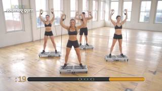20 Min Extreme Full Body Workout by Journey Gym