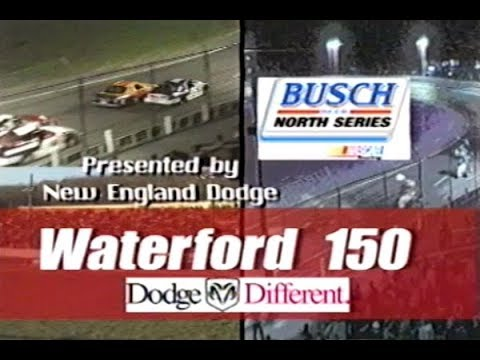 Speedbowl TV Ad - 2001 Busch North Series