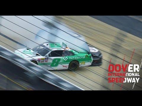 Nemechek, Smith crash racing to checkered flag at Dover