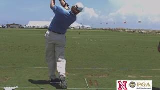Ernie Els Swing In Slow Motion