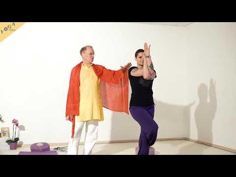 Adler - Yoga Asana Lexikon