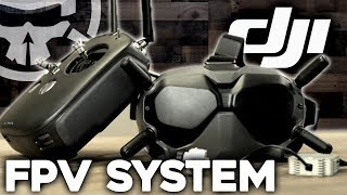 DJI Digital FPV System - HD FPV is HERE! - Full Review, Test Flights, & Price Breakdown