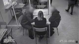 Więzień próbował odebrać nielegalny przedmiot podczas widzenia! #Służba_Więzienna