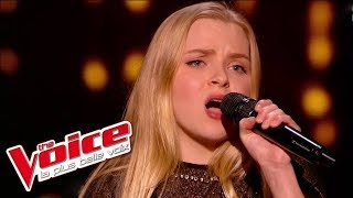Yves Montand – Les feuilles mortes | Johanna Serrano | The Voice France 2015 | Épreuve Ultime