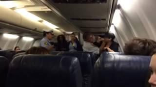 Woman Forced Off US Airways Flight 738