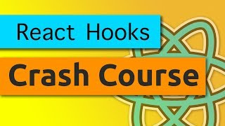 React.js Hooks Crash Course