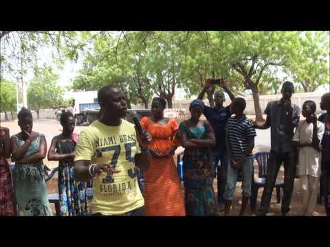 #Fagarujotna à Tambacounda: les jeunes filles leaders contre le mariage des enfants