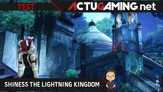 TEST. Shiness The Lightning Kingdom - Un RPG Made in France