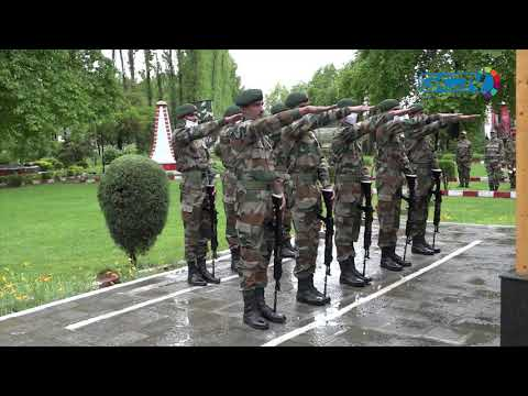 Army pays tributes to Colonel, Major, two soldiers slain in Handwara gunfight