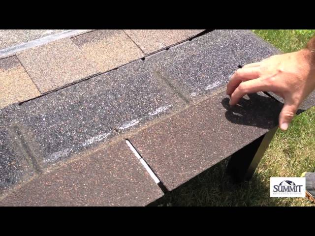 On a recent roof replacement project in Souderton, Dan McDonald explained the difference between older three-tab shingles and more modern...