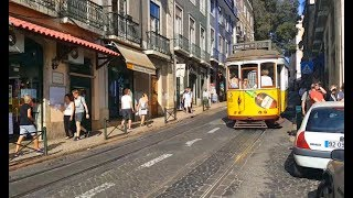 Beautiful Streets of Lisbon