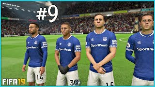 FIFA 19 Everton Career Mode Episode 9 - Merseyside Derby | Xbox One Gameplay