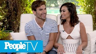 'Bachelor' Alums Ashley & Jared See How Well They Know Each Other With The Newlywed Game | PeopleTV