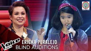 Ericka Peralejo - Pahiram Ng Isang Kanta   Blind Audition   The Voice Teens Philippines 2020