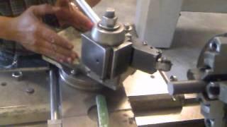 Video Làm ren trên máy tiện (phần 1)