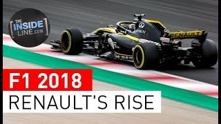 F1 NEWS 2018 - RENAULT SPORT: GROWING FORCE [THE INSIDE LINE TV SHOW]