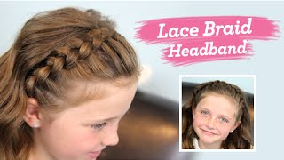 Lace Braid Headband | Twins Channel Launched