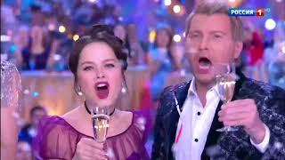 Валерий Меладзе ,Сергей Лазарев ,Леонид Агутин - Всех с новым годом 2018 HD