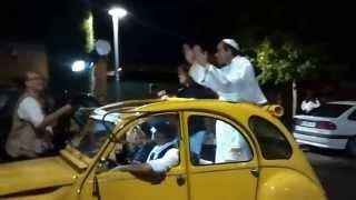 preview picture of video 'El Papa Francisco Visita Azuqueca (Fiestas Azuqueca de Henares)'