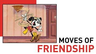 Mickey Moves of Friendship   Style of Friendship   Disney Shorts