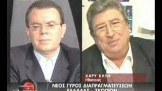 Ο Χάρρυ Κλύνν για το Μακεδονικό