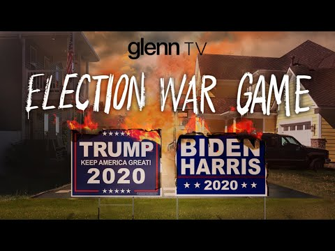 Civil War: The Left's Election-Night War Game! Glenn TV Must Video
