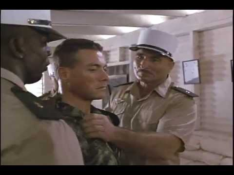 Jean-Claude Van Damme vs Billy Blanks - Lionheart (1990)