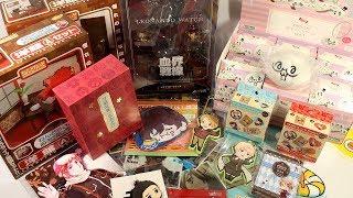 Anime Marchandise Haul! - AmiAmi, Suruga-Ya, Otamart