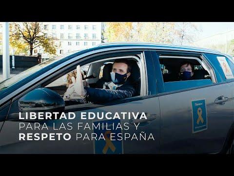 Libertad educativa para las familias y respeto para España