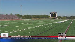 Collierville High School Unveils Landers SportsPlex