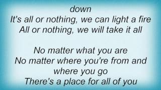 Accept - All Or Nothing Lyrics