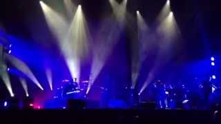 """DEATH CAB FOR CUTIE - """"Bend To Squares / Hindsight"""" live 5/8/12"""