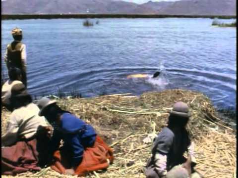 73 - Одиссея Жака Кусто - Легенда озера Титикака