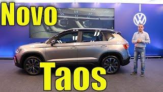 Volkswagen Taos - Detalhes técnicos