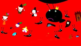 Ben and Holly's Little Kingdom | Jumbo Jelly | Kids Videos