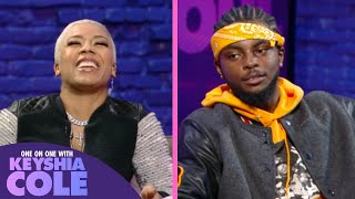 Keyshia Cole Speaks About Her Life & Relationship With Niko Khale -One On One With Keyshia Cole Pt.1