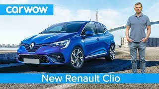 New Renault Clio 2020 revealed - see why it's posher than a VW Polo!