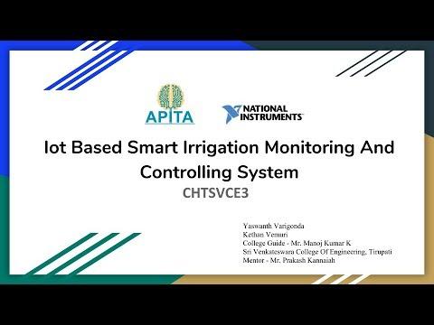 Smart Irrigation System Using IoT - смотреть онлайн на Hah Life